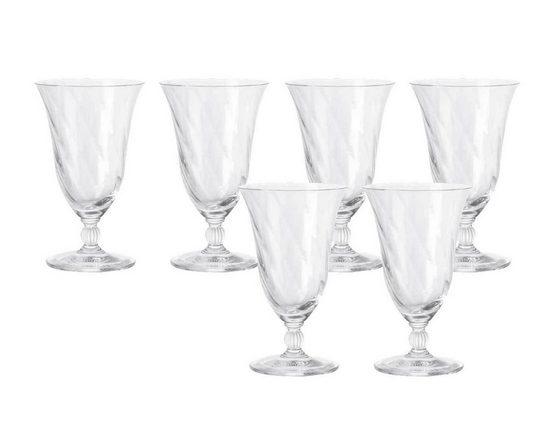 LEONARDO Glas »Wasserglas 6er-Set Volterra« (6-tlg)