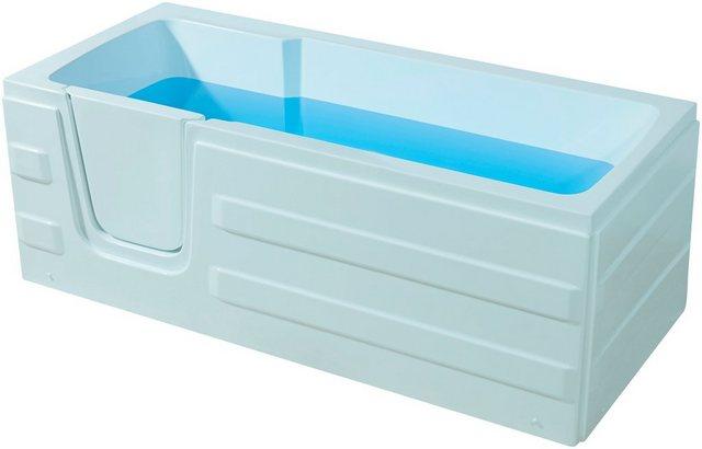 Badewannen und Whirlpools - Sanotechnik Badewanne »Haiti«, mit Tür  - Onlineshop OTTO