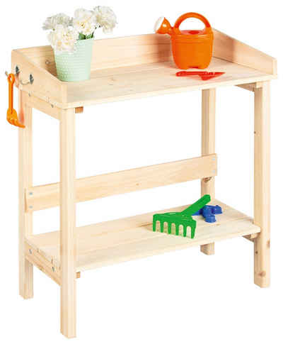 Pinolino® Pflanztisch »Käthe«, für Kinder, BxTxH: 60x31x63 cm