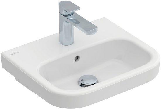 Villeroy & Boch Aufsatzwaschbecken »Architectura«, mit Hahnloch und Überlauf