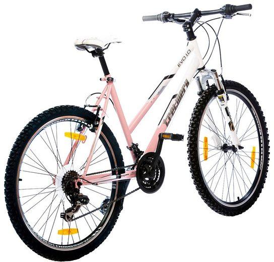 TRETWERK Mountainbike »Eva Lady«, 26 Zoll, 21 Gang, V-Bremsen