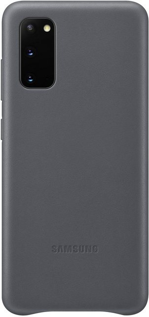 Samsung Smartphone-Hülle Leather Cover EF-VG980 Galaxy S20