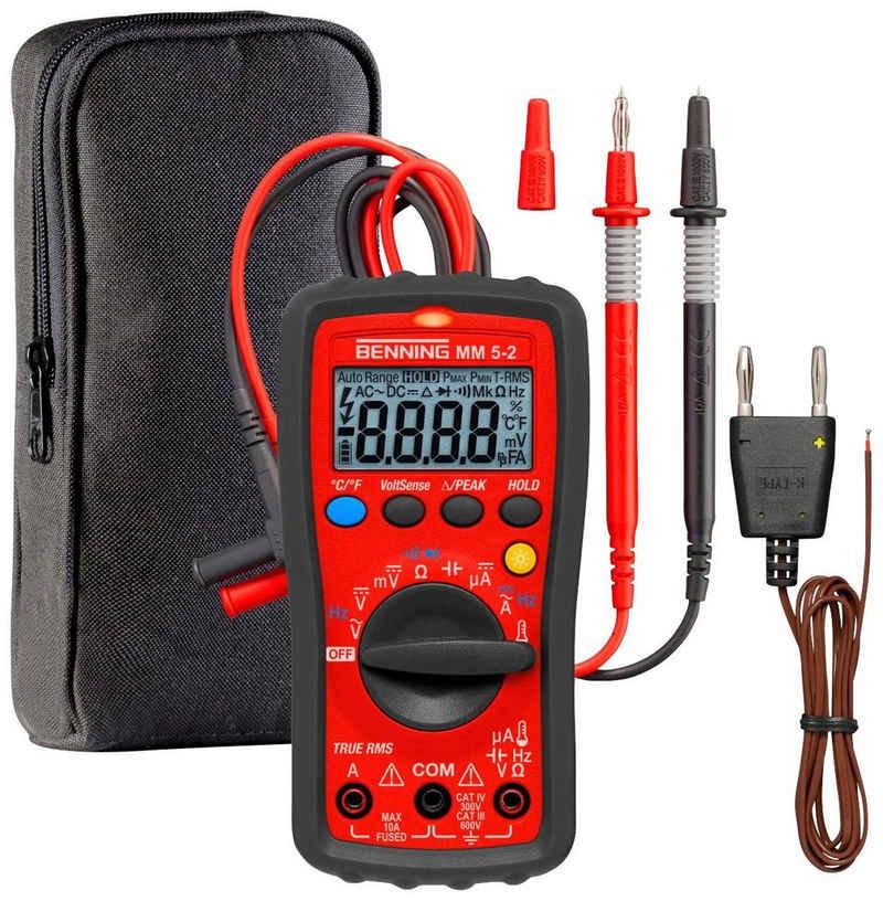 Spannungsprüfer, batteriebetrieb