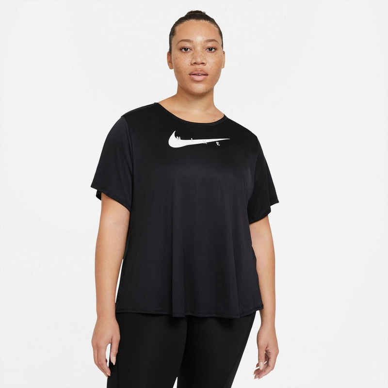 Nike Laufshirt »Nike Swoosh Run Women's Running Top« In großen Größen!