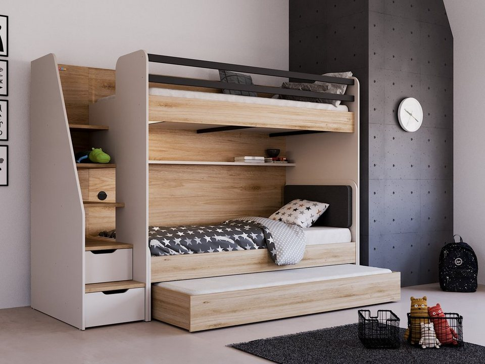 Kinderbett Mit Schreibtisch Und Schrank 2021