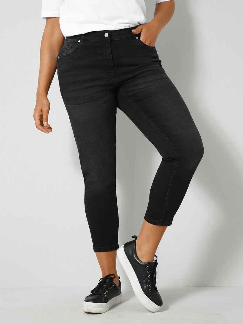 Angel of Style Push-up-Jeans mit Push-Up Effekt