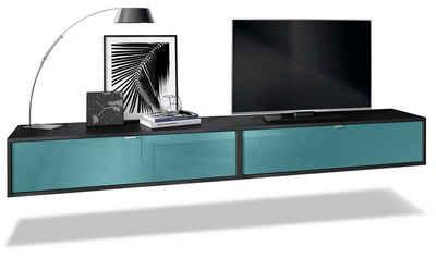 Vladon Lowboard »Lana« (Set, 2 St), Breite 120 cm pro Element