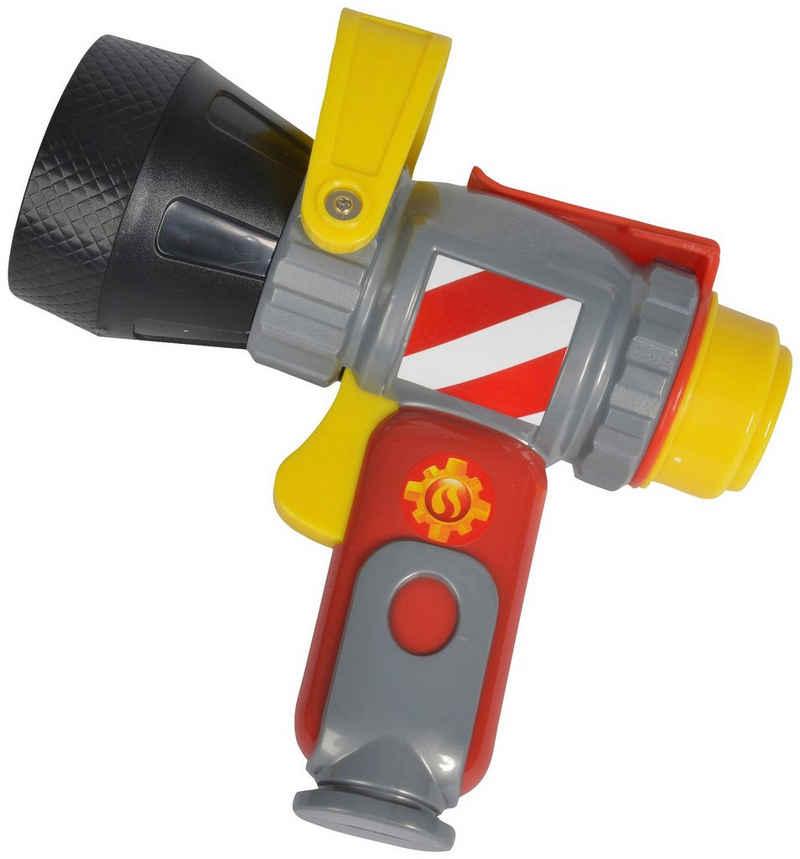 SIMBA Wasserpistole »Sam Feuerwehr«, Reichweite: 7 Meter
