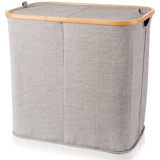 Möve Wäschekorb »Bamboo«, Bamboo