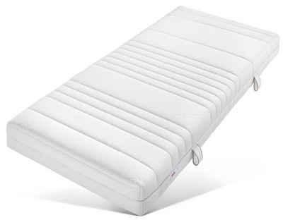 Komfortschaummatratze »Jonni«, OTTO products, 25 cm hoch, Raumgewicht: 28, Neuartiger, asymmetrischer Matratzenkern