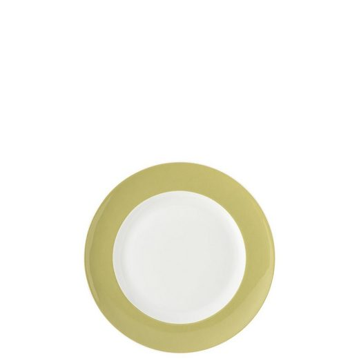Thomas Porzellan Brotteller »Sunny Day Avocado Green Brotteller 18 cm«
