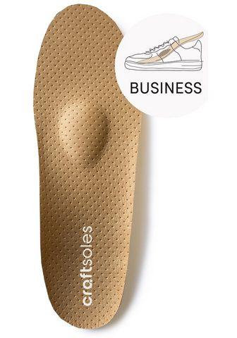 craftsoles Ortopediniai Schuheinlagen »Businesssc...