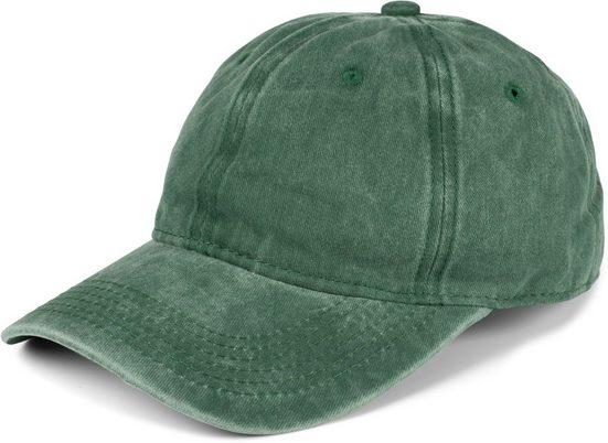 styleBREAKER Baseball Cap »Vintage Cap in washed Optik« Vintage Cap in washed Optik