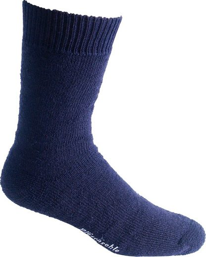 Socken »Vollplüsch« (Set, 2-Paar) marine