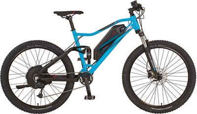 "Prophete E-Bike »GRAVELER E-MTB 27,5""«, 9 Gang Shimano Shimano Deore Schaltwerk, Kettenschaltung, Heckmotor 250 W"