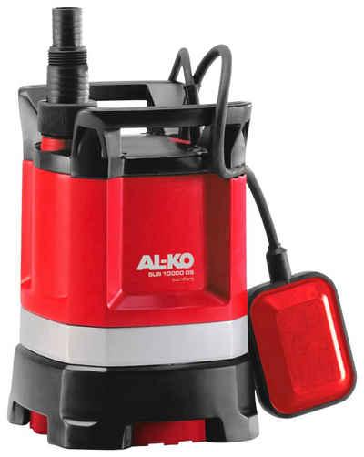 AL-KO Klarwasserpumpe »SUB 10000 DS Comfort«, 8.000 l/h max. Fördermenge