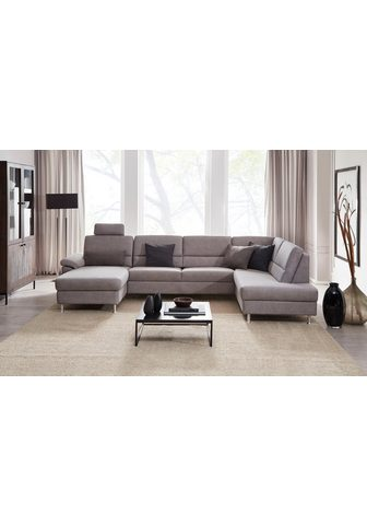 CALIZZA INTERIORS Sofa »Onyx« 3 Teile patogi su miegojim...