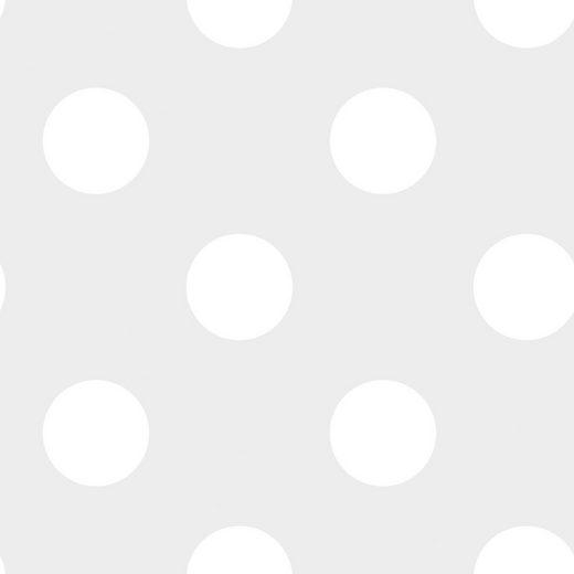 Superfresco Easy Vliestapete »Dotty Grey«