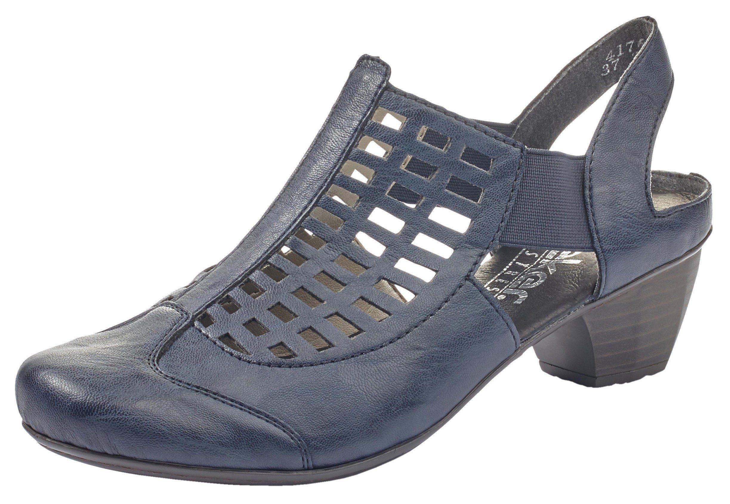 Sandalen Slaps Slides ROXY SANDY II Sandale 2019 blue Sandalen Sandaletten Slaps