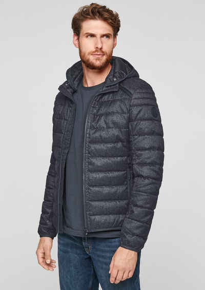 s.Oliver Outdoorjacke »Steppjacke mit 3M Thinsulate™« Tape, Label-Patch