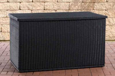 CLP Auflagenbox »Comfy Rundrattan«, Kissenbox aus Polyrattan