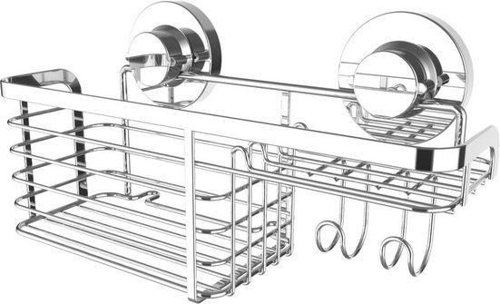 CORNAT Duschablage »3in1«, mit drei Befestigungsmöglichkeiten