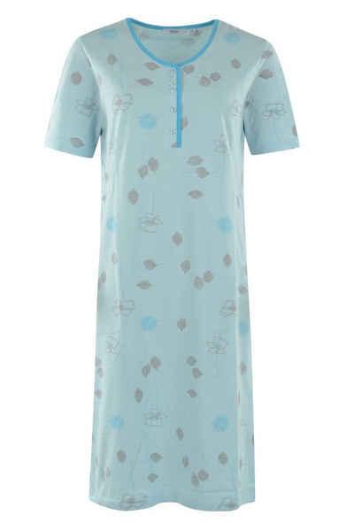 Hajo Nachthemd Baumwolle