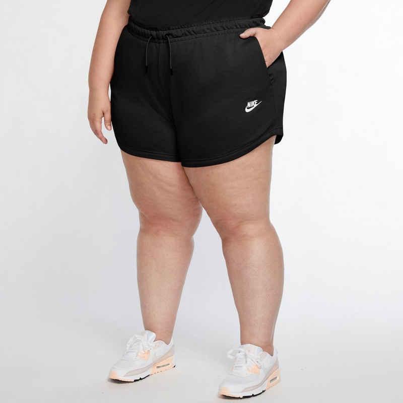 Nike Sportswear Sweatshorts »Nike Sportswear Women's Shorts Plus Size«