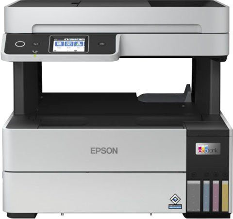 Epson EcoTank ET-5170 Tintenstrahldrucker, (LAN (Ethernet), WLAN (Wi-Fi)