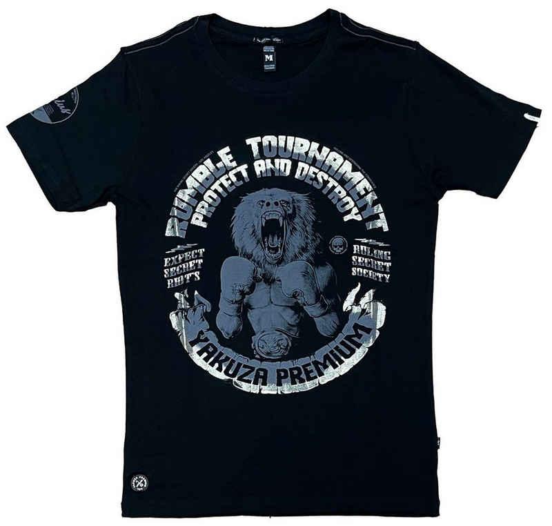 Yakuza Premium T-Shirt »3005« (1-tlg)