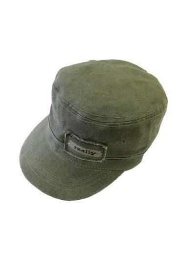 Chaplino Army Cap mit kleinem Patch