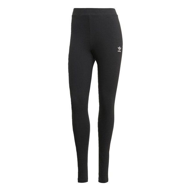 Hosen - adidas Originals Leggings »LOUNGEWEAR ADICOLOR ESSENTIALS LEGGINGS« › schwarz  - Onlineshop OTTO