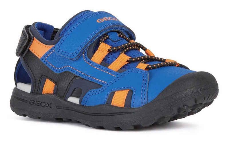 Geox Kids »VANIETT BOY« Sandale mit patentierter Geox Spezialmembrane