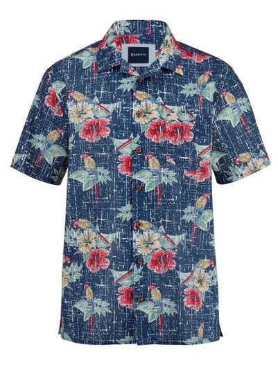 Babista Hawaiihemd in reiner Baumwolle