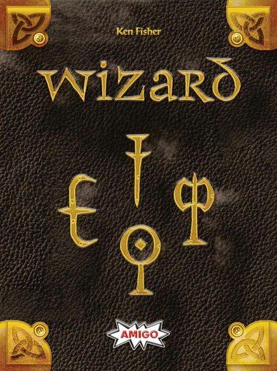 AMIGO Spiel, »Wizard 25-Jahre-Edition - mit neuen Sonderkarten«