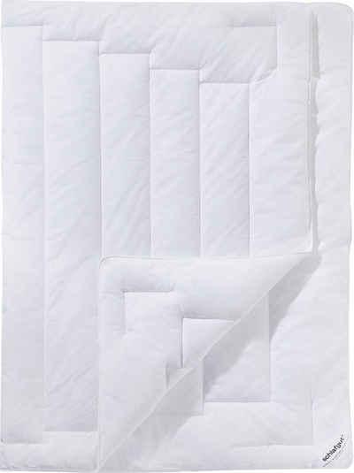 Microfaserbettdecke, »Premium«, Schlafgut, bauschkräfitige High-Tech-Allerban® Füllung im seidig weichen Batist aus reiner Baumwolle