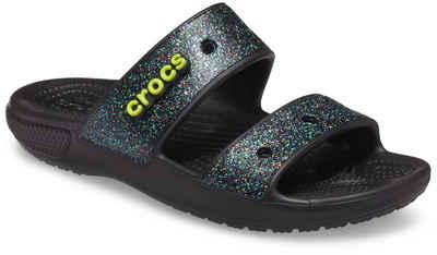 Crocs »Classic Glitter Sandal« Sandale