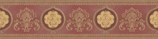 A.S. Création Bordüre »Only Borders«, strukturiert, Barock, mit Ornamenten, barock