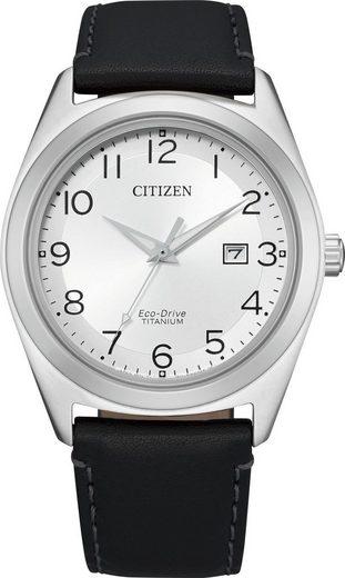 Citizen Titanuhr »super Titanium, AW1640-16A«