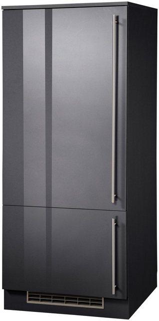 Wiho Küchen Kühlumbauschrank Chicago, Höhe 145 cm
