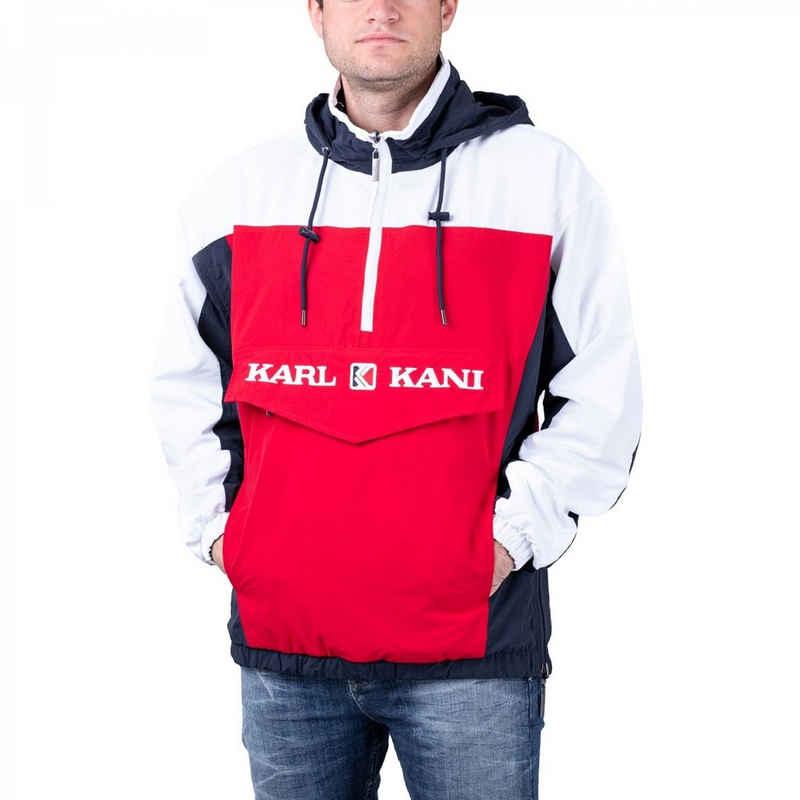 Karl Kani Sweater »Karl Kani Retro Block Reversible Windbreaker Jacket«