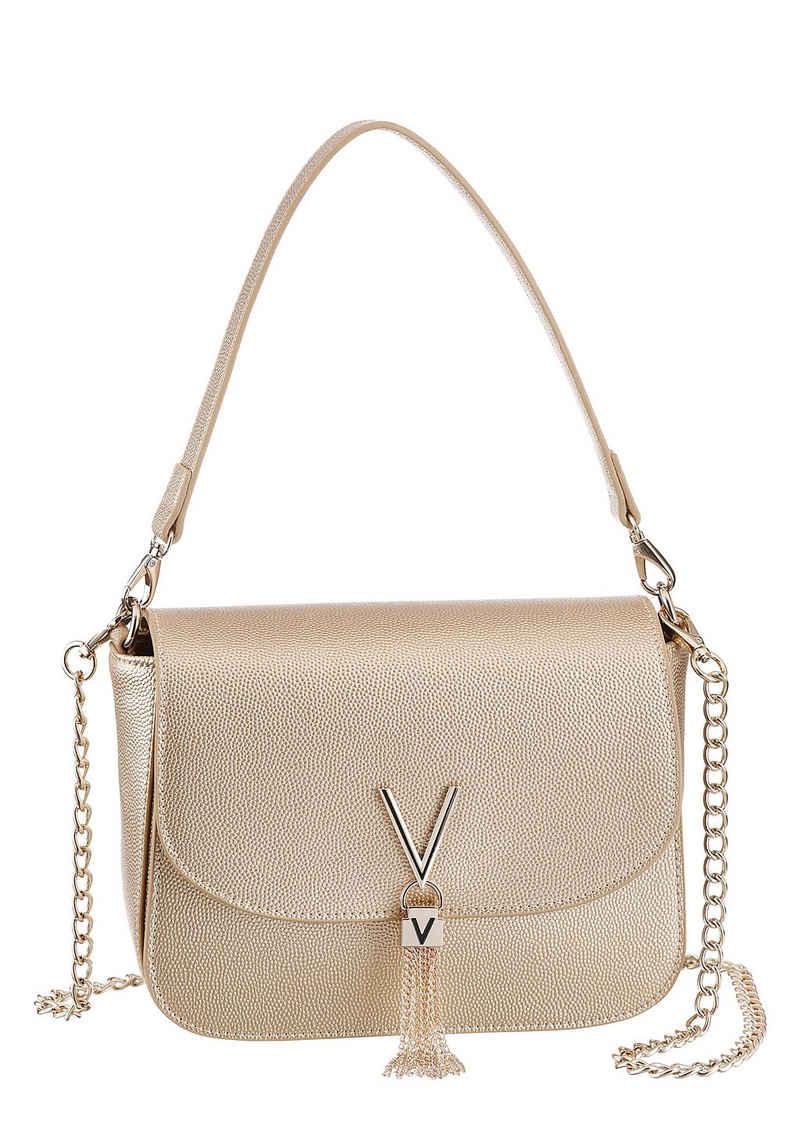 VALENTINO BAGS Schultertasche, mit Ketten Details