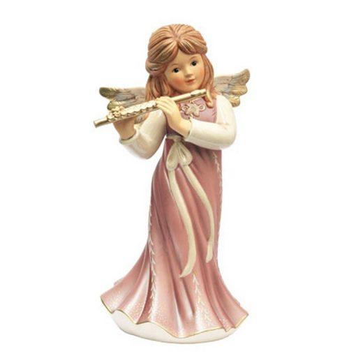 Goebel Engelfigur »Himmelsmusik Trendfarbe Pearly Velvet«