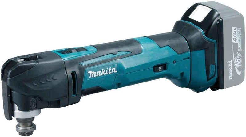 Makita Akku-Multifunktionswerkzeug »DTM51Z«, 18 V, 18 V, ohne Akku und Ohne Ladegeräte