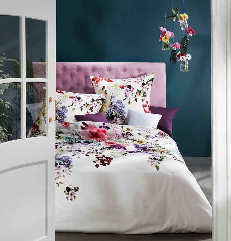 Wendebettwäsche »Bed Art S 4254«, fleuresse, mit Blumen