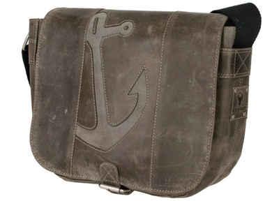 Bull & Hunt Messenger Bag »twenty five«, Wendecover