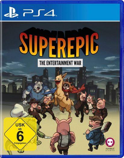 Super Epic PlayStation 4
