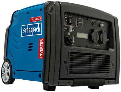 Scheppach Stromerzeuger »SG3400i«, 3,8 in kW