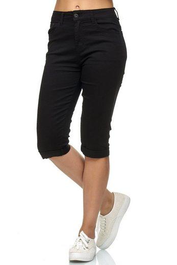 Simply Chic Jeansshorts »3301« Damen Jeans Shorts ALIA