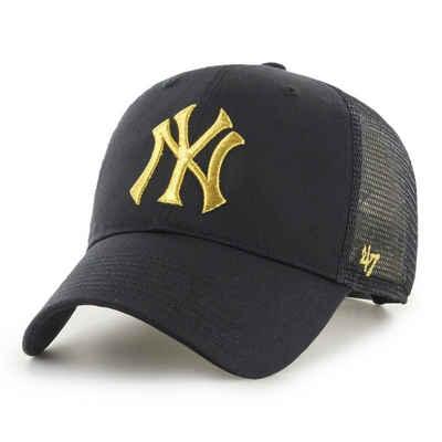 '47 Brand Trucker Cap »Trucker BRANSON Metallic New York Yankees«